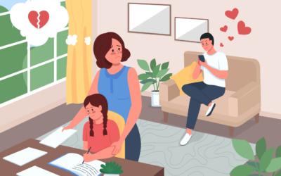 Celos, redes sociales e infidelidad