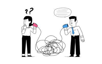 Incomunicación en pareja. 5 problemas clave. Parte I